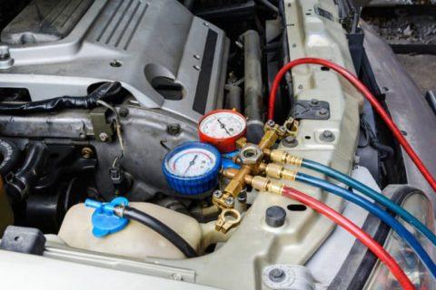 Auto AC Repair Santa Clarita