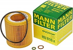 Mann Hummel Oil Filter 816