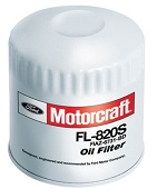 Motorcraft FL820S Oil Filter