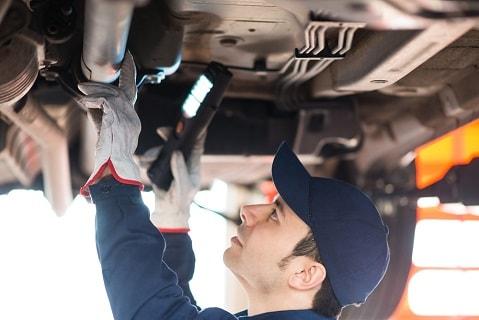 Car Digital Multi-point Inspection