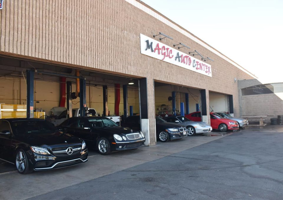 VEHICLES SERVICED Clarita - Magic Auto Center