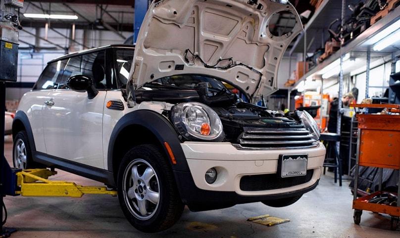 Mini Cooper Auto Repair Valencia Santa Clarita CA