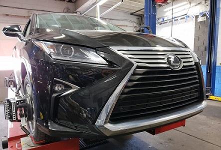 Lexus Mechanic